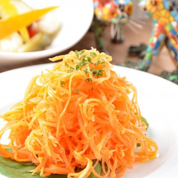 人参のオレンジマリネ